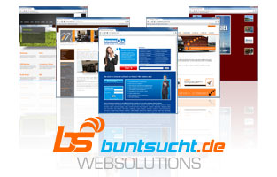 buntsucht - Websolutions